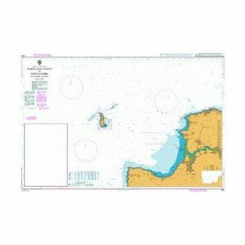 1164 Hartland Point to Ilfracombe including Lundy Admiralty Chart