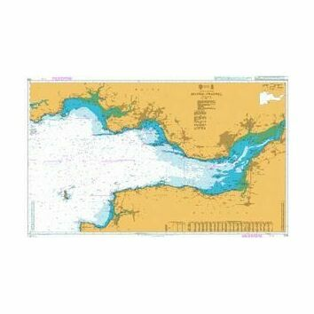 1179 Bristol Channel Admiralty Chart