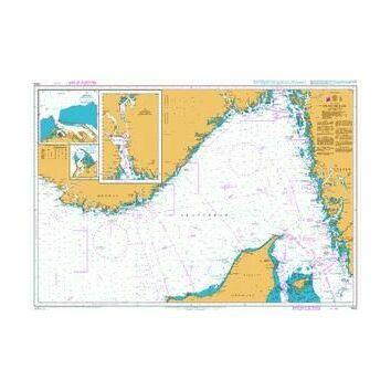 1402 Skagerrak Admiralty Chart