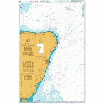 1409 Buckie to Arbroath Admiralty Chart
