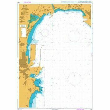 1455 Algeciras Admiralty Chart