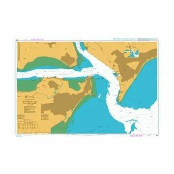 1491 Harwich and Felixstowe Admiralty Chart