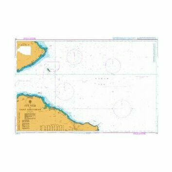 175 Fife Ness to St. Abb\'s Head Admiralty Chart