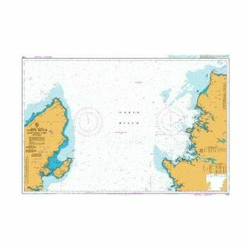 1785 North Minch - Northern Part Admiralty Chart