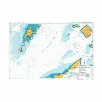 1796 Barra Head to Point of Ardnamurchan Admiralty Chart