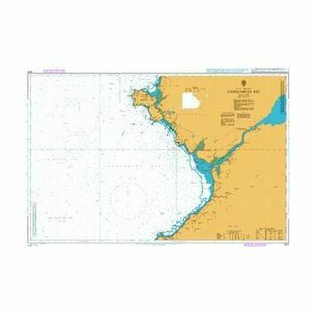 1970 Caernarfon Bay Admiralty Chart