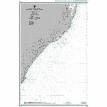 2088 Durban to Cape Vidal Admiralty Chart