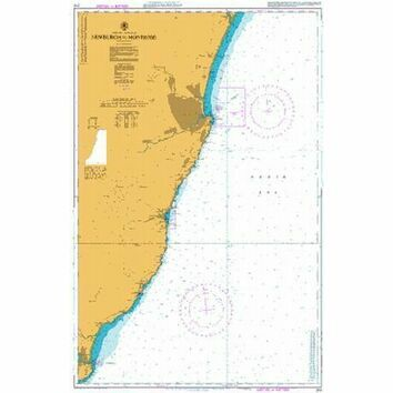 210 Newburgh to Montrose Admiralty Chart
