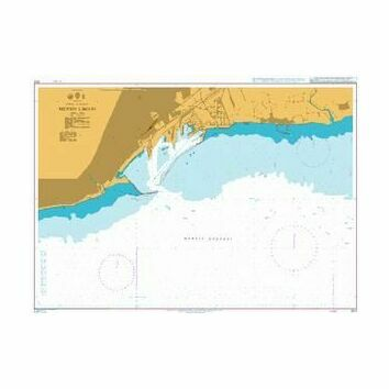 2101 Mersin Limani Admiralty Chart