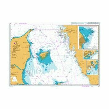 2107 Kattegat Northern Part Admiralty Chart