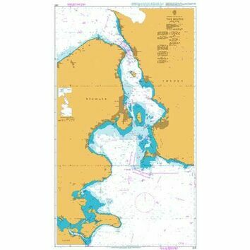 2115 The Sound Admiralty Chart