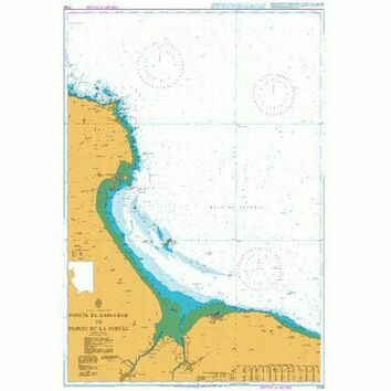 2135 Point de Barfleur to Pointe de la Percee Admiralty Chart