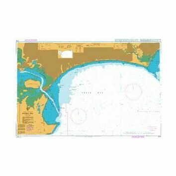 2175 Poole Bay Admiralty Chart