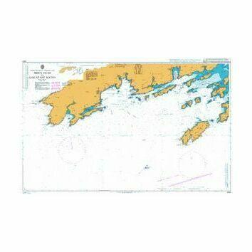 2184 Mizen Head to Gascanane Sound Admiralty Chart
