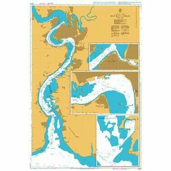 2203 Buz\'kyy Lyman Admiralty Chart