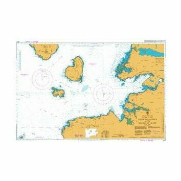 2007 River Clyde Admiralty Chart