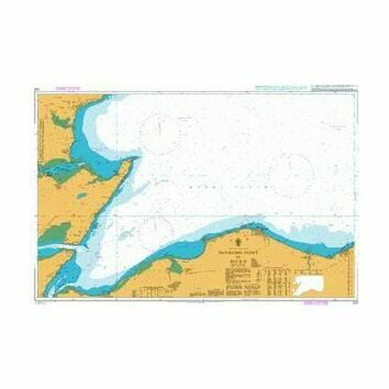 223 Dunrobin Point to Buckie Admiralty Chart