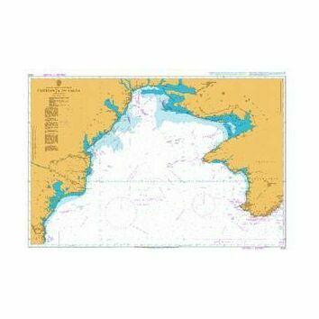 2232 Constanta to Yalta Admiralty Chart