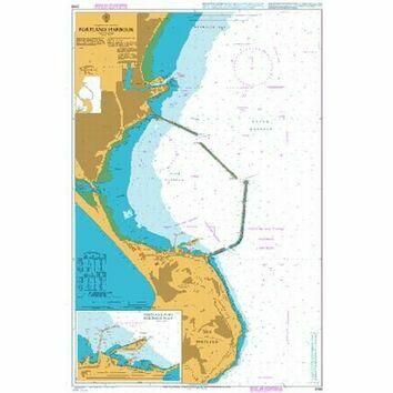 2268 Portland Harbour Admiralty Chart