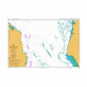 2270 Lumbovskiy Zaliv to Mys Konushin Admiralty Chart