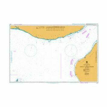2272 Pulon`ga to Ostrov Zhizhginskiy Admiralty Chart