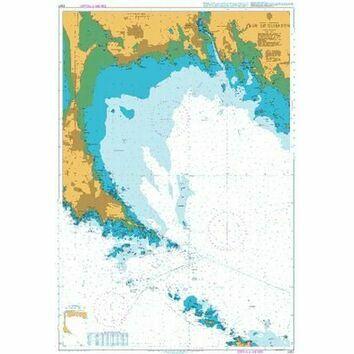 2357 Baie de Quiberon Admiralty Chart