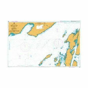 2386 Firth of Lorn - Southern Part Admiralty Chart