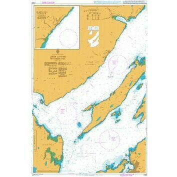 2389 Loch Linnhe - Southern Part Admiralty Chart