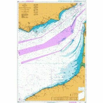 2451 Newhaven to Dover & Cap D\'Antifer to C. Griz- Admiralty Chart