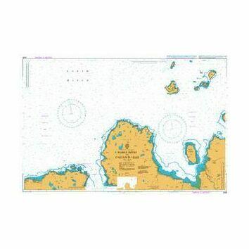 2509  Rubha Reidh to Cailleach Head Admiralty Chart
