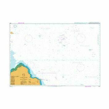2523 Cable Bank to Ra\'s Rakan Admiralty Chart