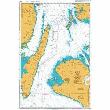 2597 Storebaelt - Southern Part Admiralty Chart