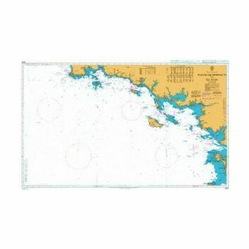 2646 Pointe de Penmarc'h to Ile d'Yeu Admiralty Chart