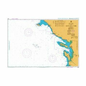 2663 Ile d'Yeu to Pointe de la Coubre Admiralty Chart