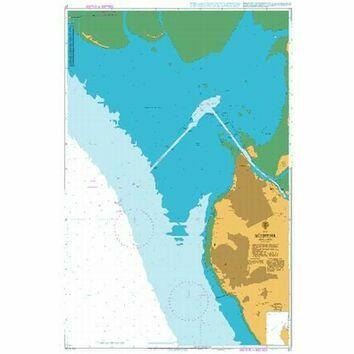 27 Bushehr Admiralty Chart