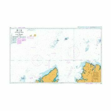 2720 Flannan Isles to Sule Skerry Admiralty Chart