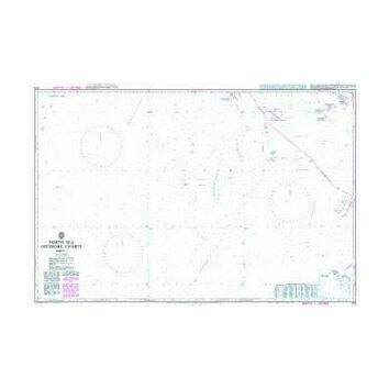 273 North Sea Offshore ChartsSheet 7 Admiralty Chart