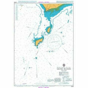 2740 Saltee Islands Admiralty Chart
