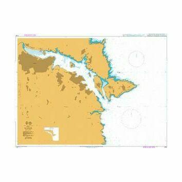 2762 Mahon  (Menorca) Admiralty Chart