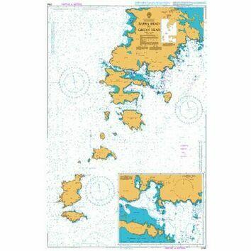 2769 Barra Head to Greian Head Admiralty Chart