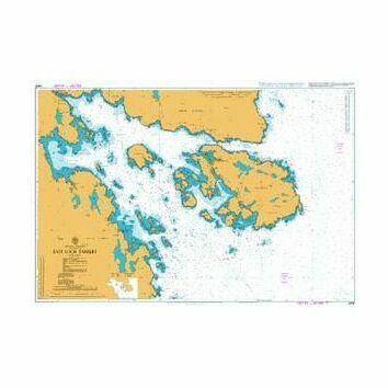 2905 East Loch Tarbert Admiralty Chart