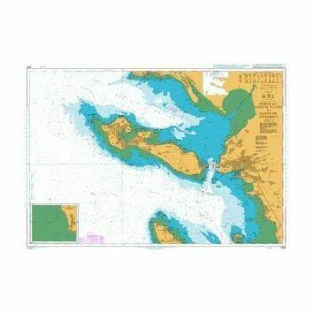 2999 Pointe du Grouin Du Cou to Pointe de Chassiron Admiralty Chart