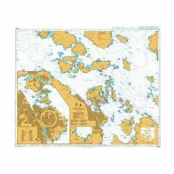 3002 Stavanger Admiralty Chart