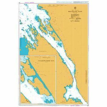 301 Haugesund Havn Admiralty Chart