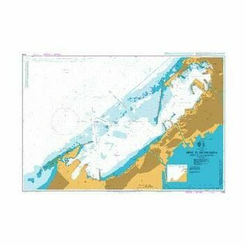 3119 Mina el Iskandariya (Port of Alexandria) Admiralty Chart