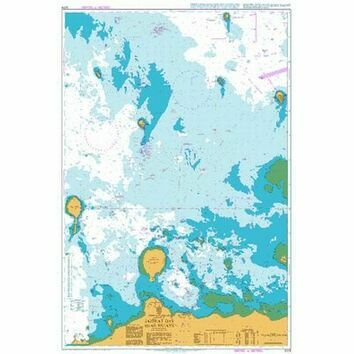 3179 Jazirat Das to Ar Ru`Ays Admiralty Chart