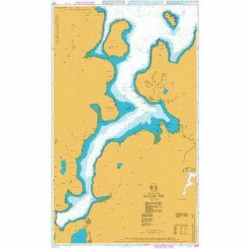 3297 Sullom Voe Admiralty Chart