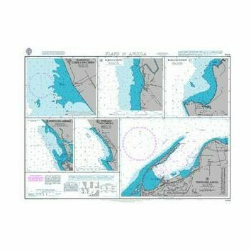 3448 Plans in Angola Admiralty Chart