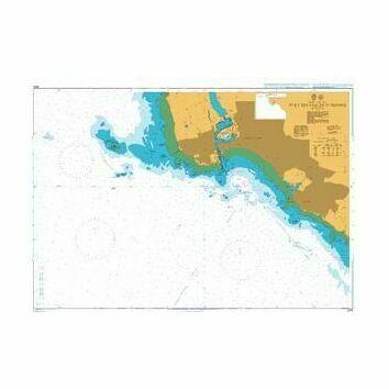 3638 Port des Sables-D\'Olonne Admiralty Chart
