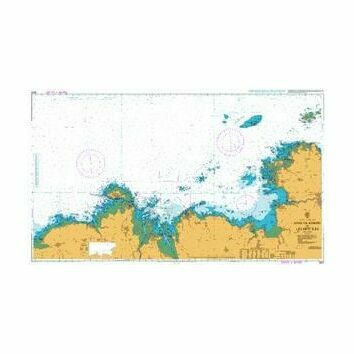 2026 Anse de Kernic to ile Grande Admiralty Chart